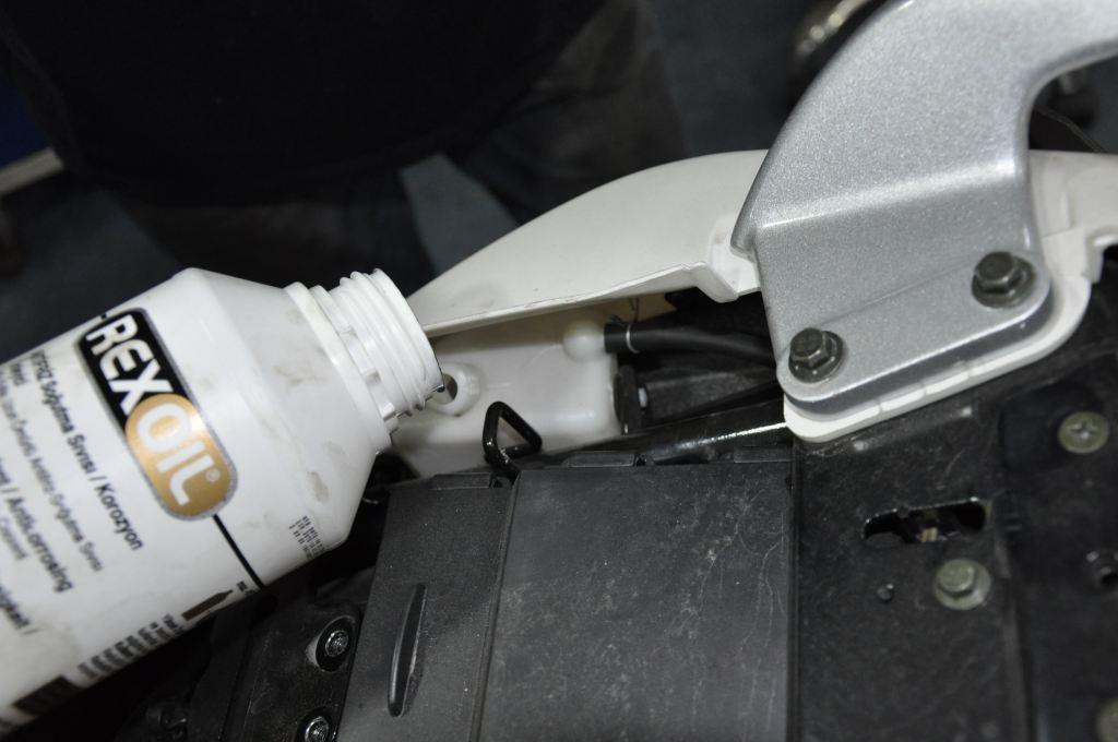 Lifan KPR 200'e 1.000 Kilometre Bakımı 3. İçerik Fotoğrafı