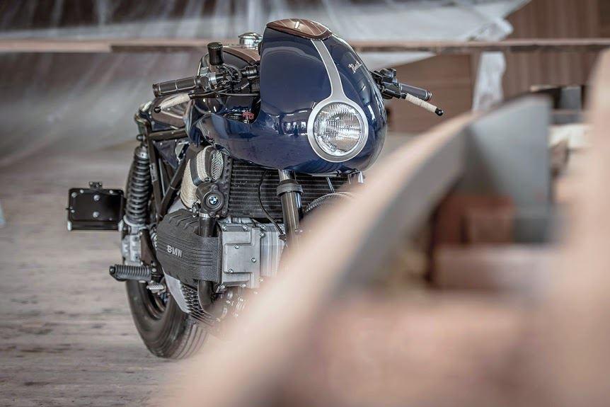 Lüks Yat Kavramı BMW K100 ile Tanışınca!  5. İçerik Fotoğrafı