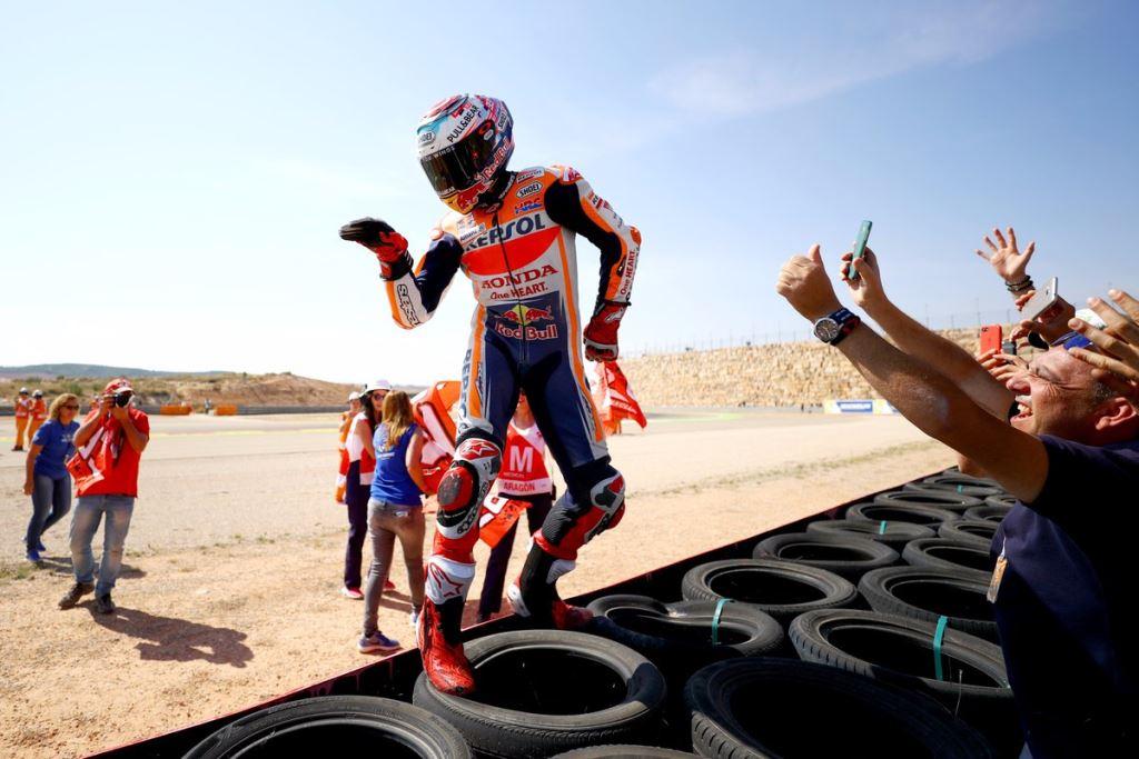 Marc Marquez Farkı Açıyor! 4. İçerik Fotoğrafı