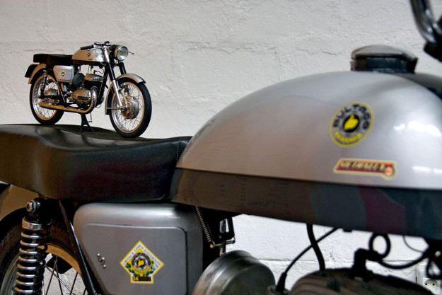 Model Motosikletlere Hükmeden Adam: Pere Tarrago 2. İçerik Fotoğrafı
