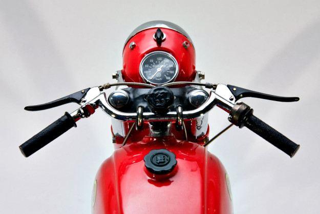 Model Motosikletlere Hükmeden Adam: Pere Tarrago 4. İçerik Fotoğrafı