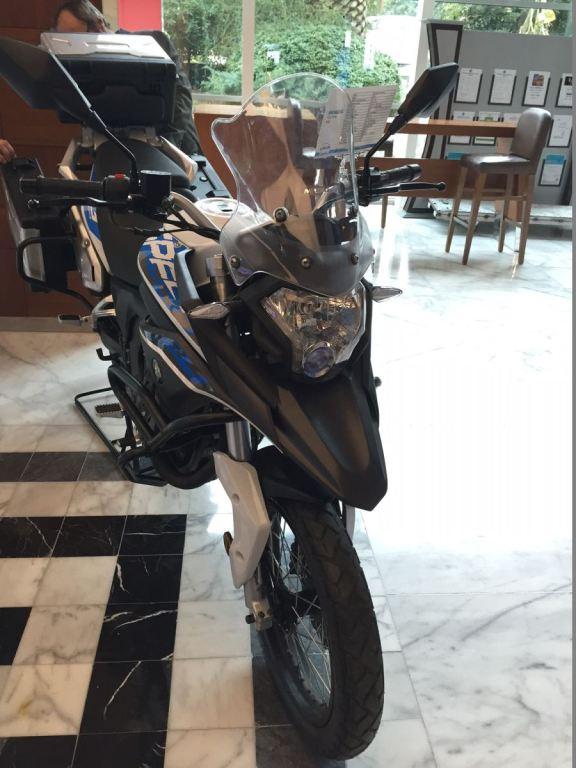 Mondial RX3: 250 cc'lik Enduro! 1. İçerik Fotoğrafı
