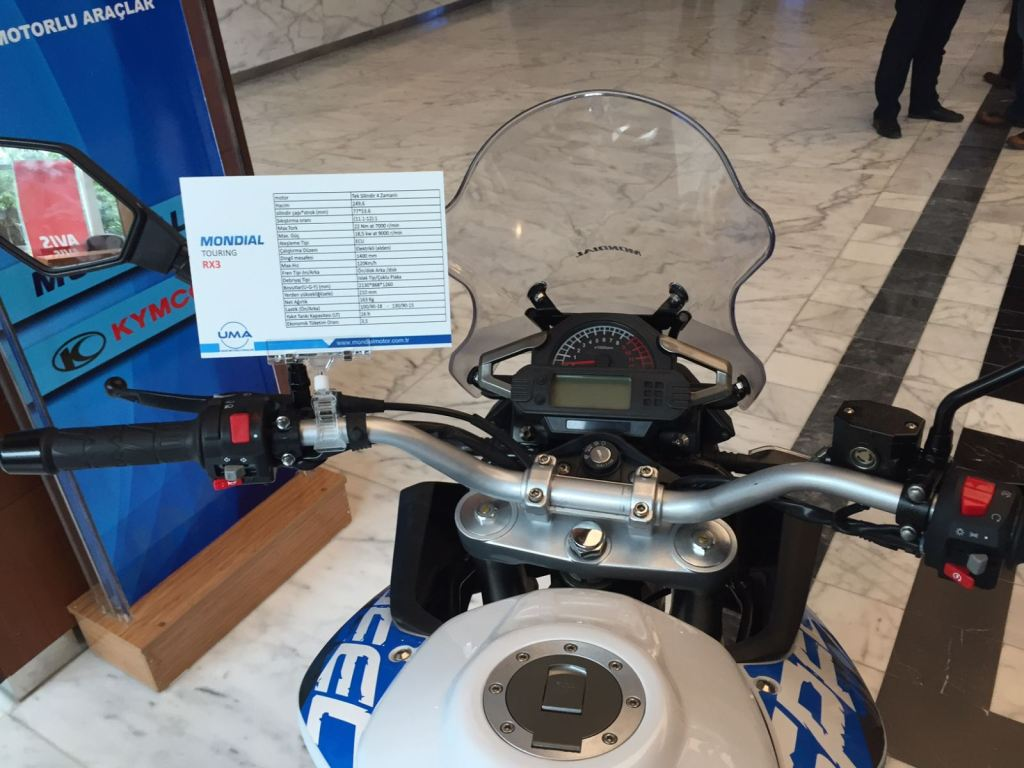 Mondial RX3: 250 cc'lik Enduro! 2. İçerik Fotoğrafı