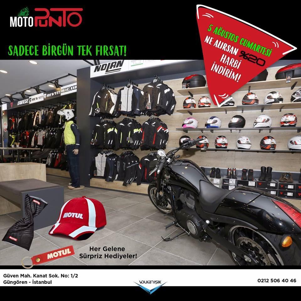 Moto Punto'dan Sürprizler Devam Ediyor!  2. İçerik Fotoğrafı