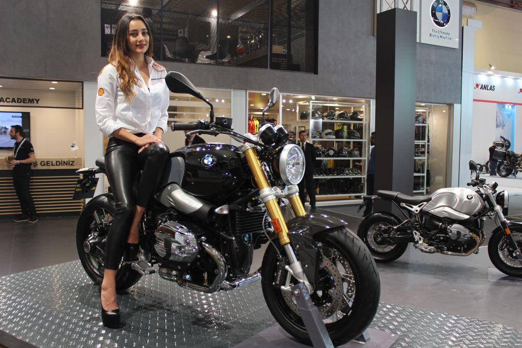 Motobike Expo 2017 BMW Standı!  5. İçerik Fotoğrafı
