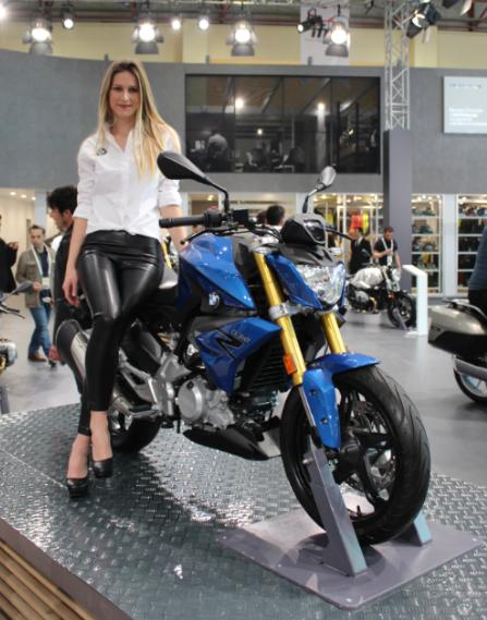 Motobike Expo 2017 BMW Standı!  9. İçerik Fotoğrafı