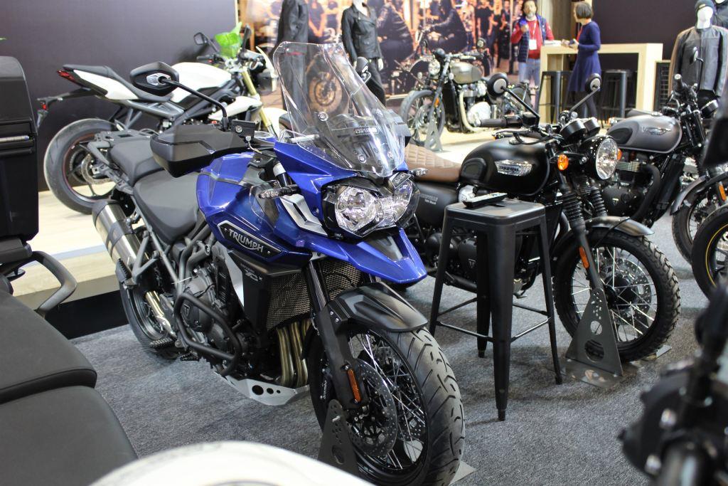 Motobike Expo 2017 Triumph Standı! 12. İçerik Fotoğrafı