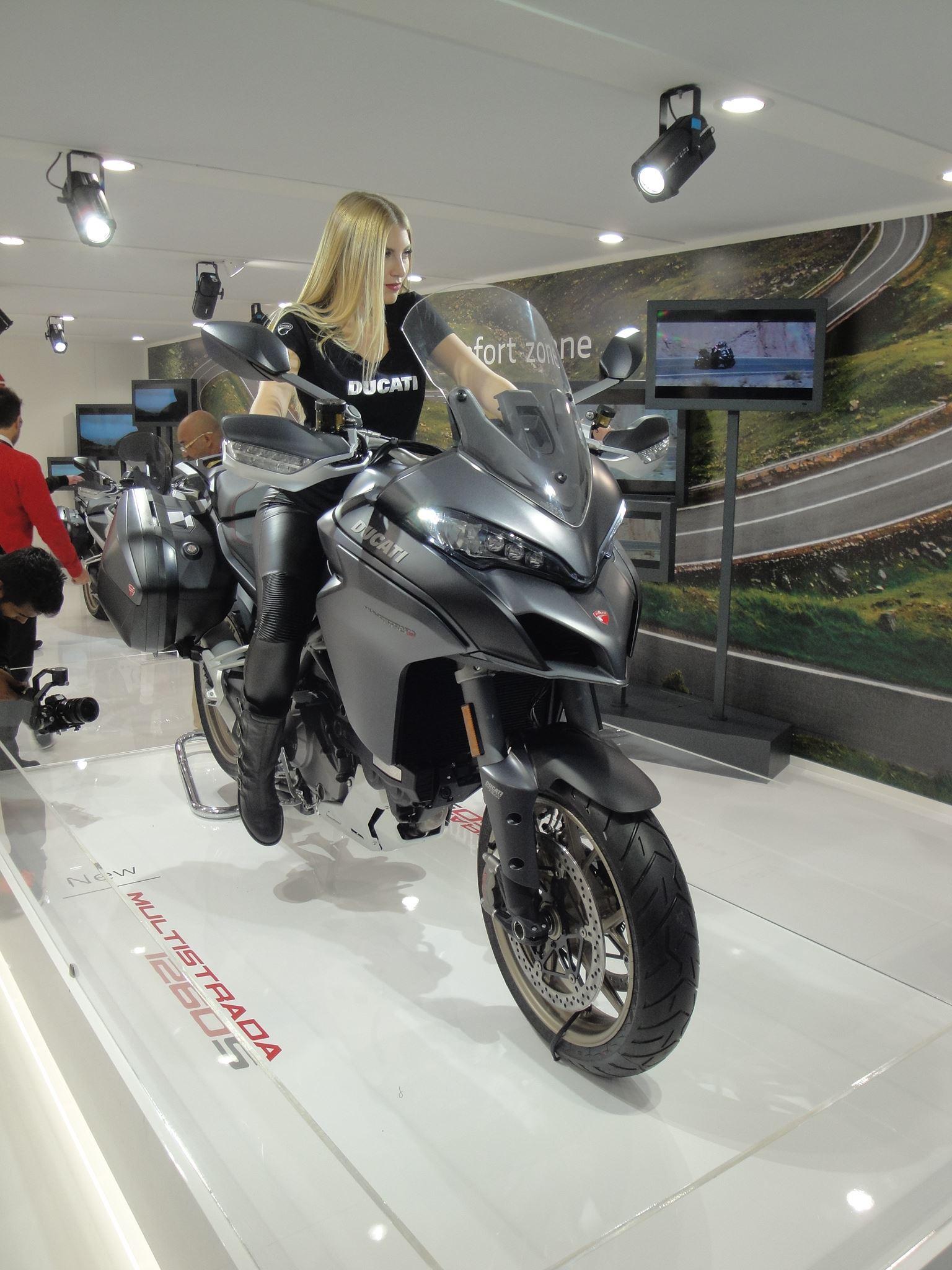 Motobike İstanbul Fuarı İzlenimleri 11. İçerik Fotoğrafı