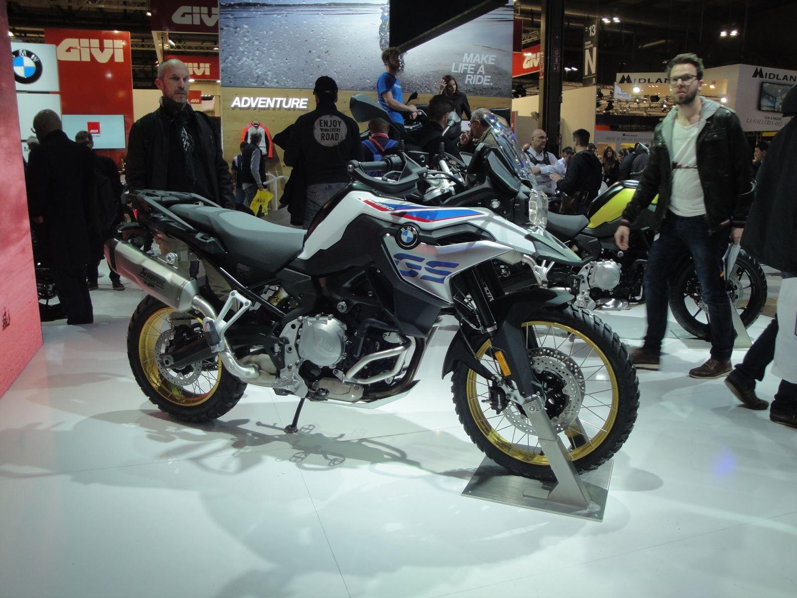 Motobike İstanbul Fuarı İzlenimleri 3. İçerik Fotoğrafı