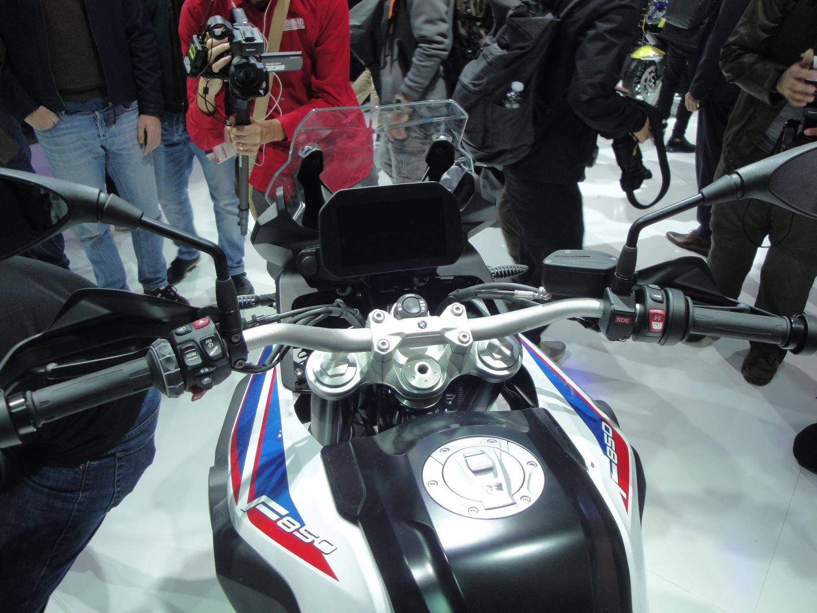 Motobike İstanbul Fuarı İzlenimleri 5. İçerik Fotoğrafı