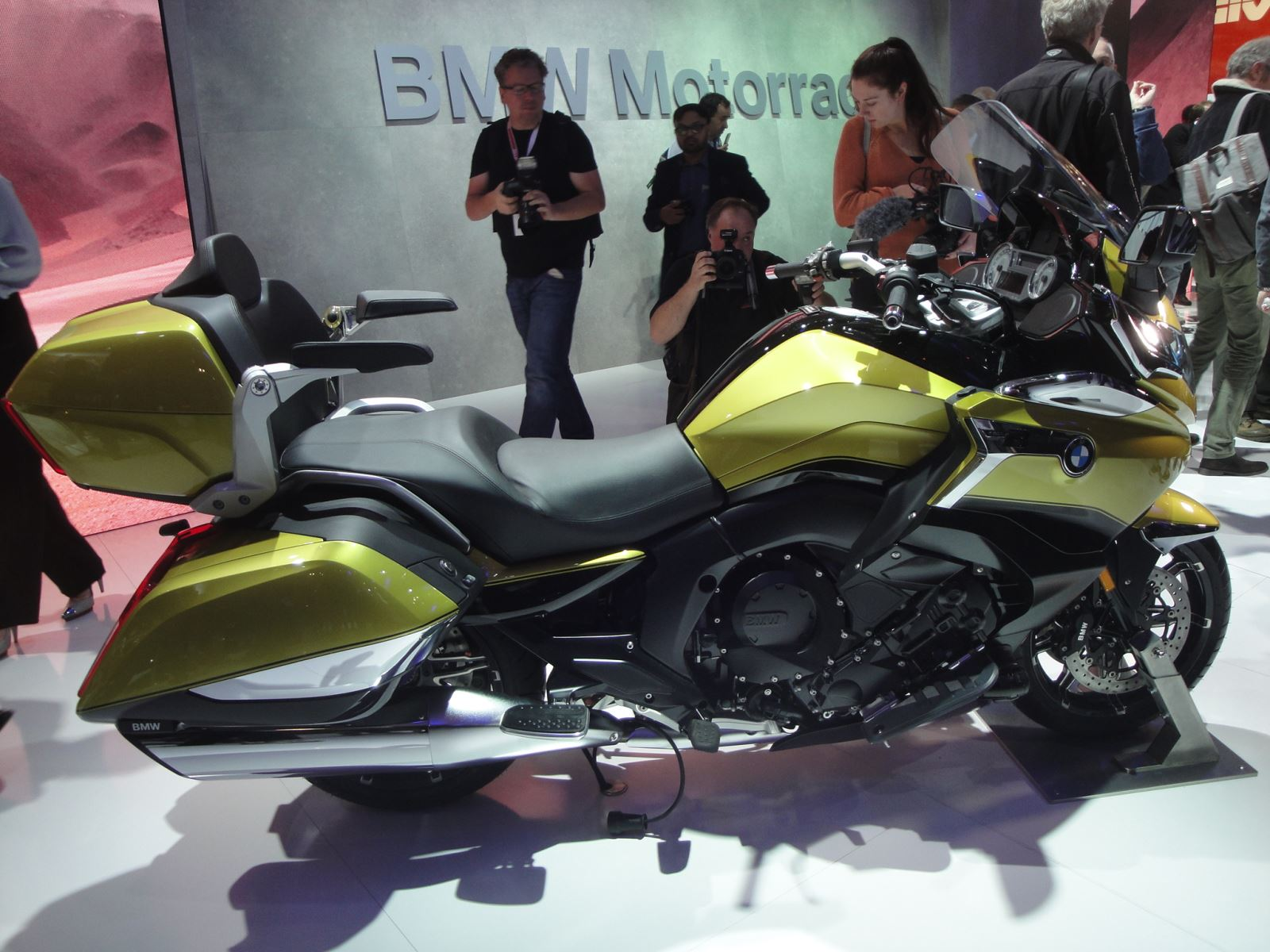 Motobike İstanbul Fuarı İzlenimleri 6. İçerik Fotoğrafı