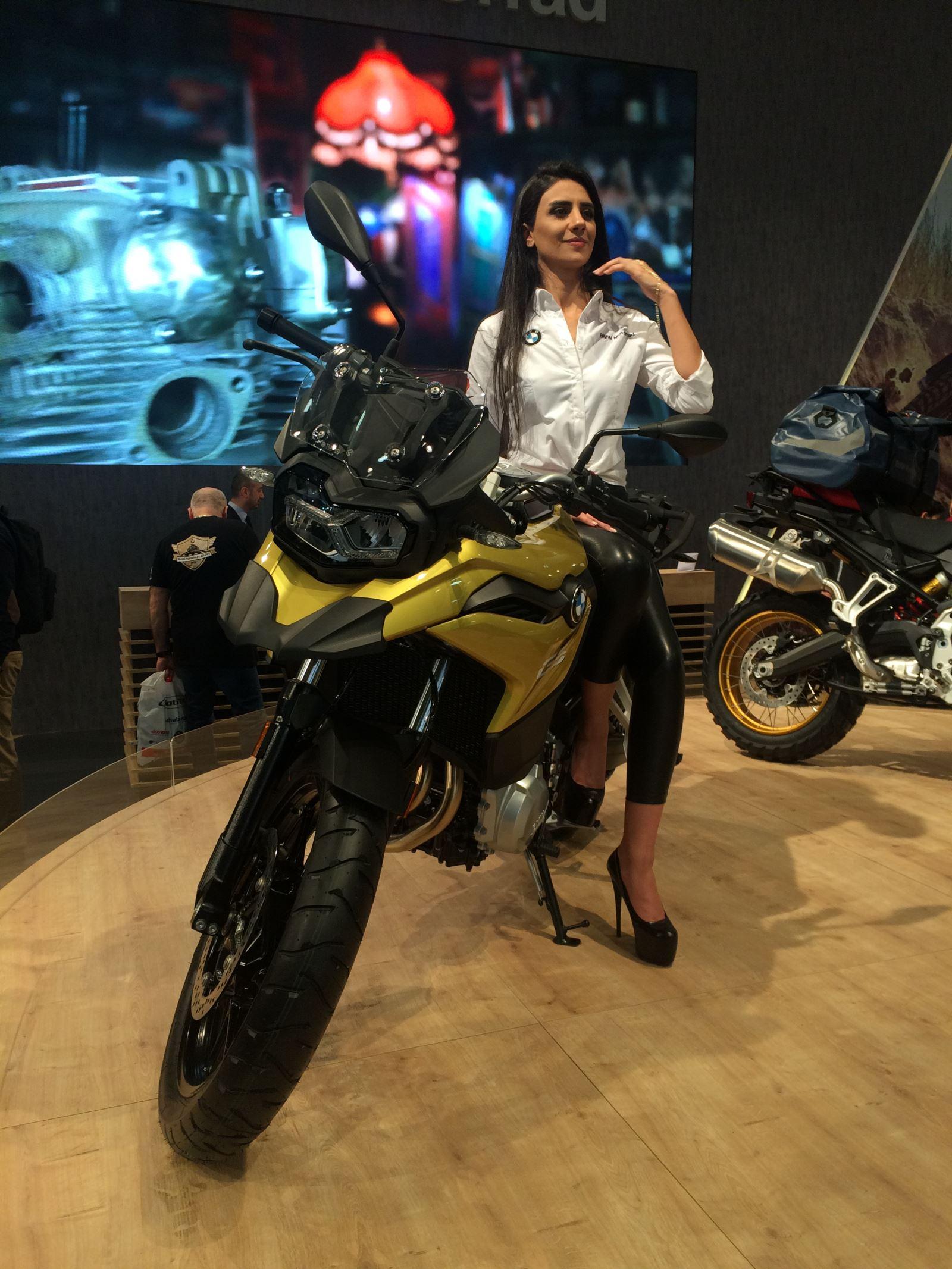 Motobike İstanbul Fuarı İzlenimleri 7. İçerik Fotoğrafı