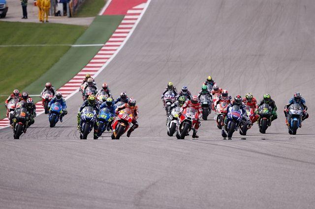 MotoGP: Austin'de Lider Marc Marquez! 1. İçerik Fotoğrafı