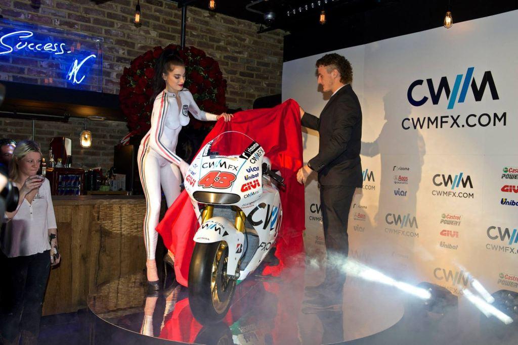 MotoGP: CWM LCR Honda Renkleri Belli Oldu! 1. İçerik Fotoğrafı