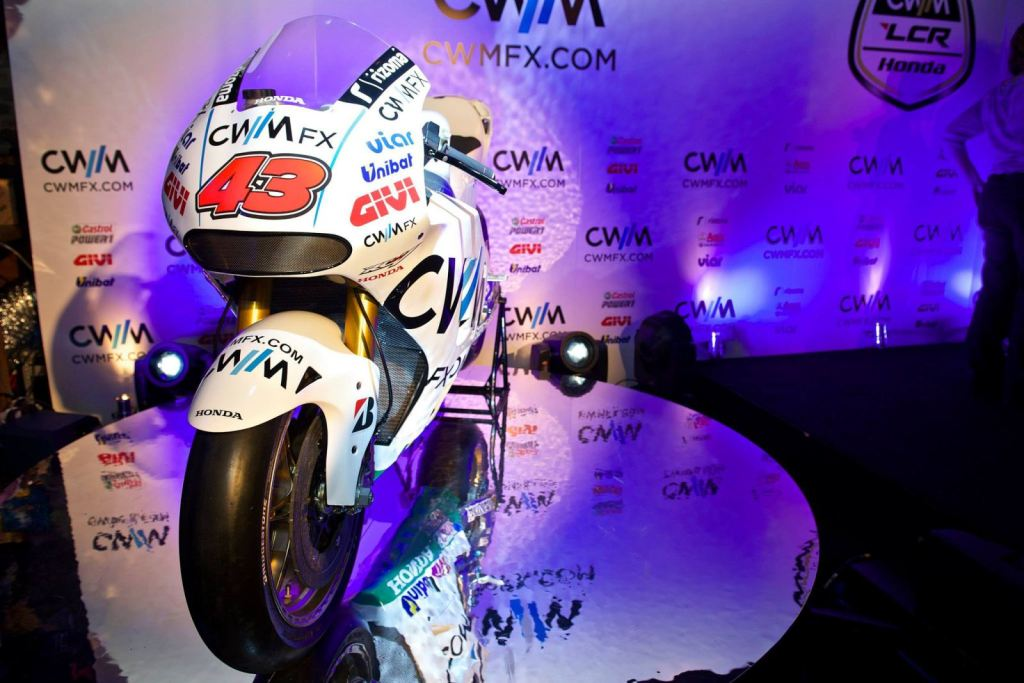 MotoGP: CWM LCR Honda Renkleri Belli Oldu! 5. İçerik Fotoğrafı