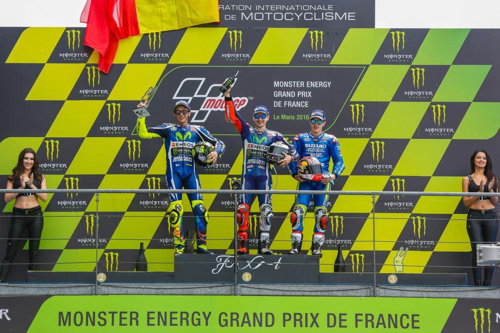 MotoGP: Le Mans Yarış Sonuçları 4. İçerik Fotoğrafı