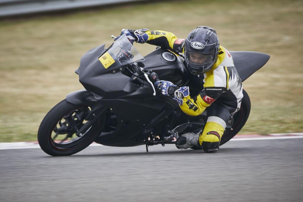 """Motoron Rider Academy Eğitmenlerinden Tolga Uprak ile """"Viraj Eğitimi""""! 2. İçerik Fotoğrafı"""