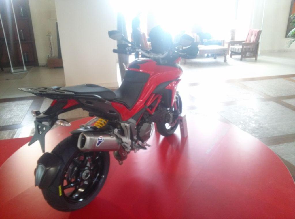 Motoron, Yeni Ducati Multistrada 1200 Testinde! 2. İçerik Fotoğrafı