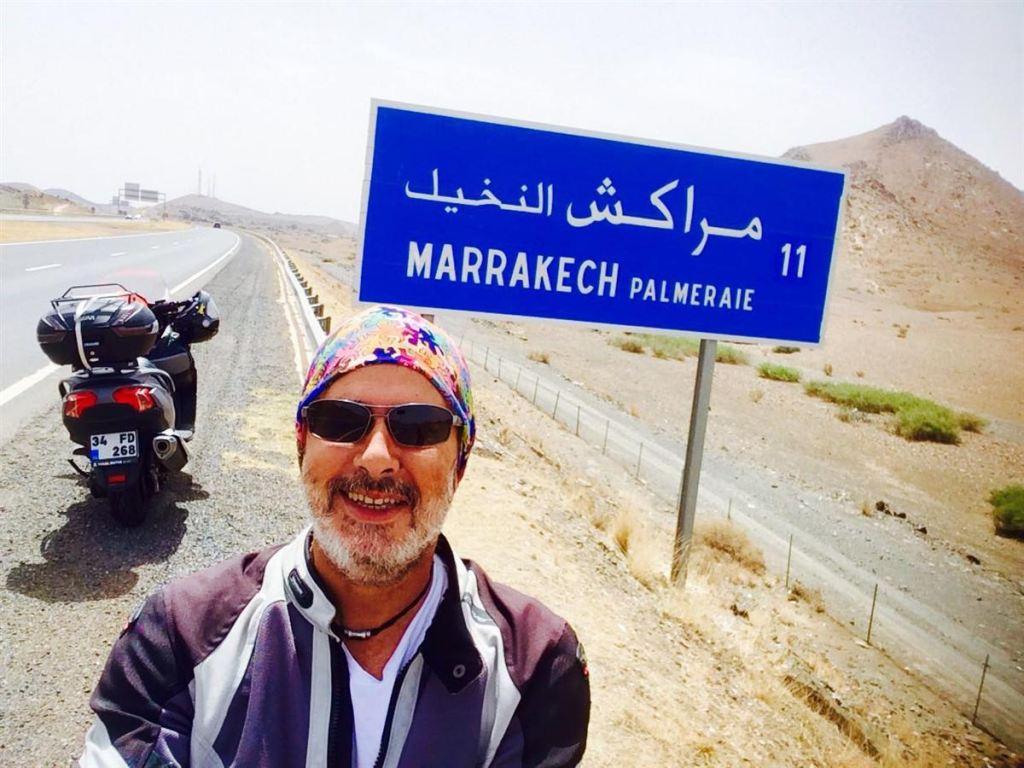Motosiklet ile Fas Gezisi 3. İçerik Fotoğrafı