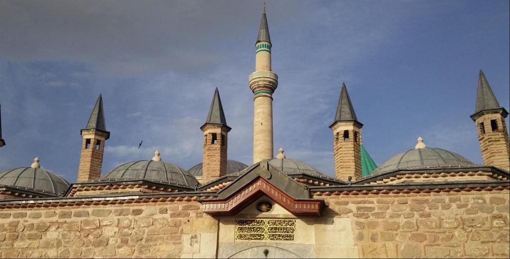 Motosiklet ile Kapdokya'dan Konya'ya Zorlu Yolculuk 10. İçerik Fotoğrafı