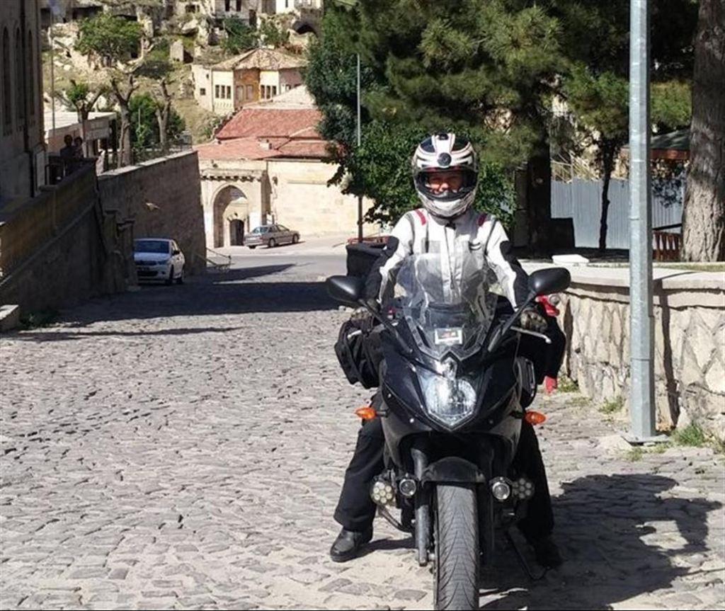 Motosiklet ile Kapdokya'dan Konya'ya Zorlu Yolculuk 4. İçerik Fotoğrafı