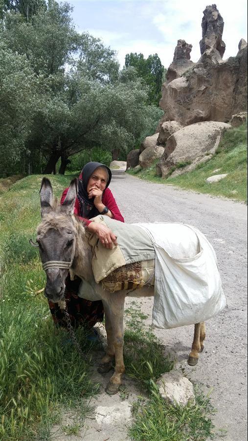 Motosiklet ile Kapdokya'dan Konya'ya Zorlu Yolculuk 5. İçerik Fotoğrafı