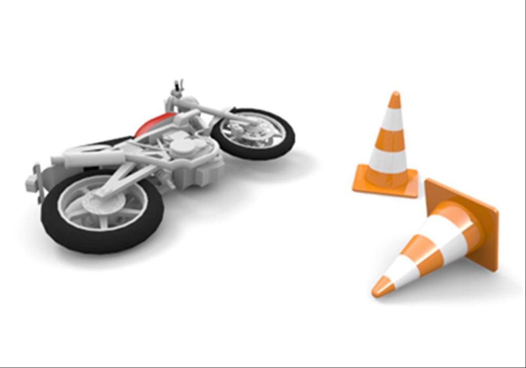 Motosiklet Kazası Sonrası Yapılmaması Gerekenler!  1. İçerik Fotoğrafı