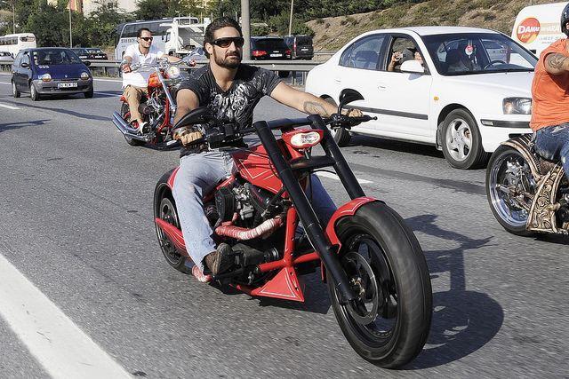 Motosiklet Kullanmak İçin 20 Neden 16. İçerik Fotoğrafı