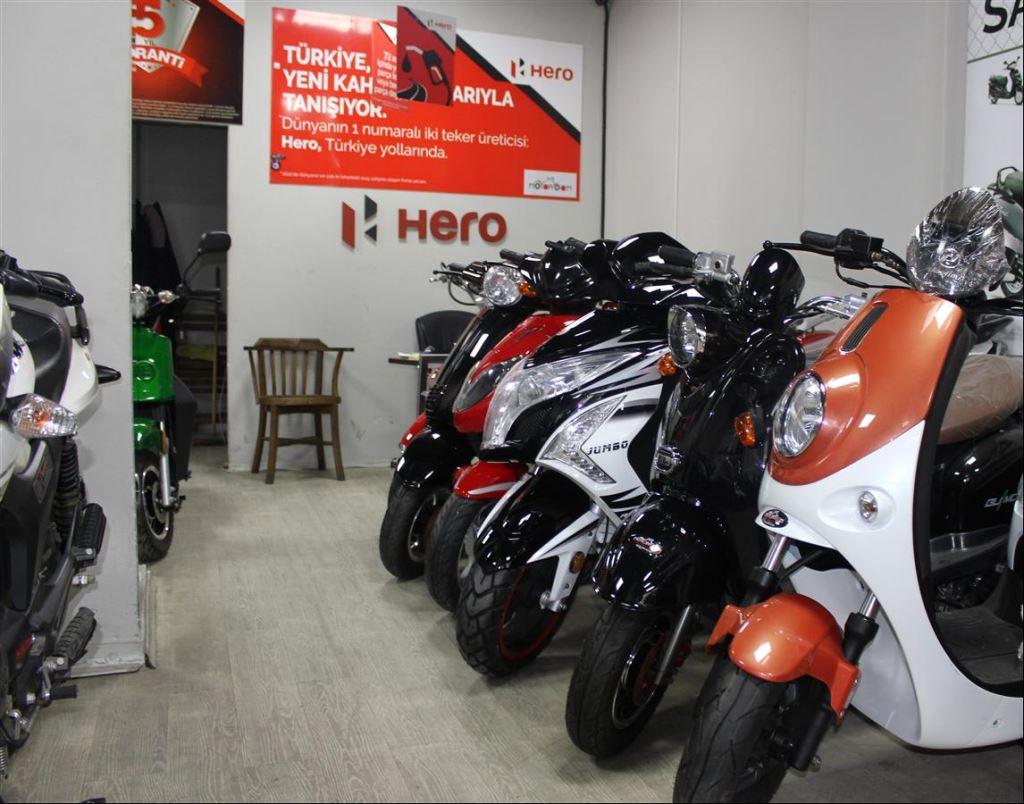 Motosiklet Satış, Servis ve İkinci Elde Öncü İsim! Motoroom  1. İçerik Fotoğrafı