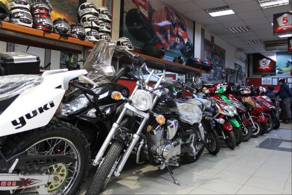 Motosiklet Satış, Servis ve İkinci Elde Öncü İsim! Motoroom  2. İçerik Fotoğrafı