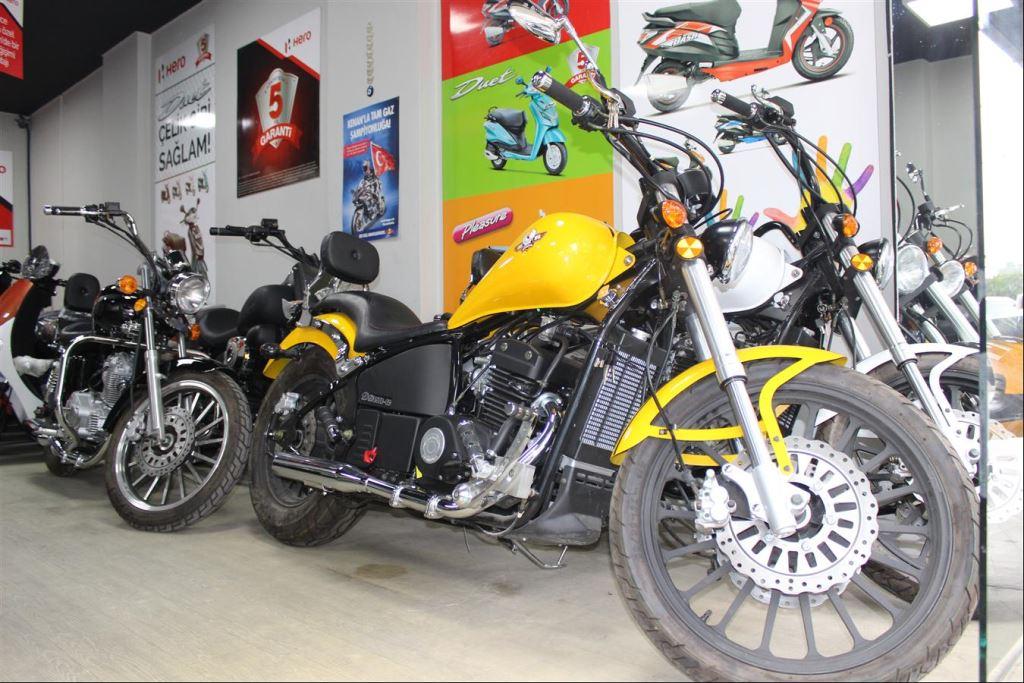 Motosiklet Satış, Servis ve İkinci Elde Öncü İsim! Motoroom  3. İçerik Fotoğrafı