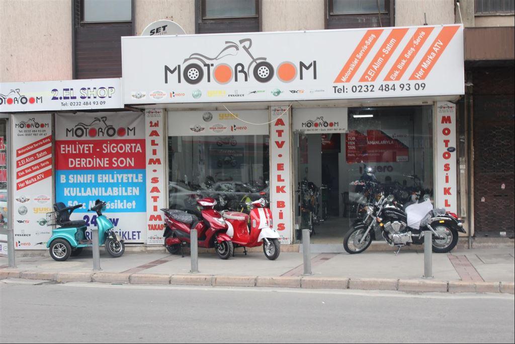 Motosiklet Satış, Servis ve İkinci Elde Öncü İsim! Motoroom  6. İçerik Fotoğrafı