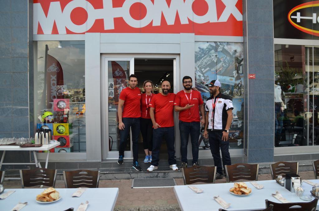 Motosiklet Sevenlerin Vazgeçilmez Durağı Motomax! 2. İçerik Fotoğrafı