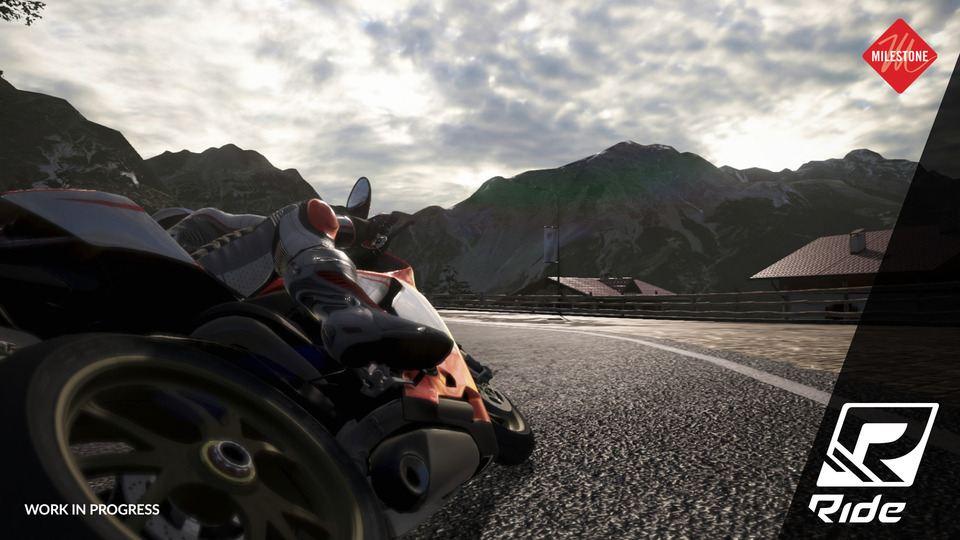Motosiklet Simülasyon Oyunu Mart'ta Geliyor! 1. İçerik Fotoğrafı