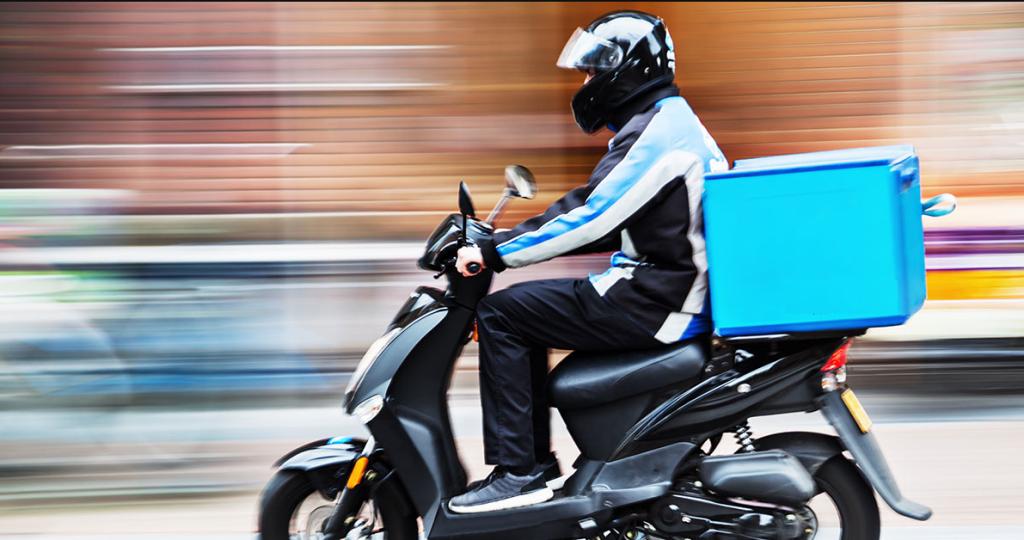 Motosikletli Kuryelerin Ulusal Meslek Standartları Belirlendi!  1. İçerik Fotoğrafı