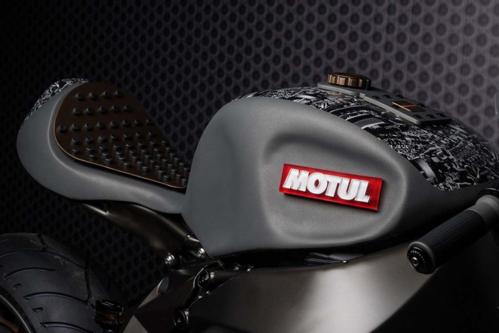 MV Agusta'dan Farklı bir Custom Model Motul Onirika!  2. İçerik Fotoğrafı