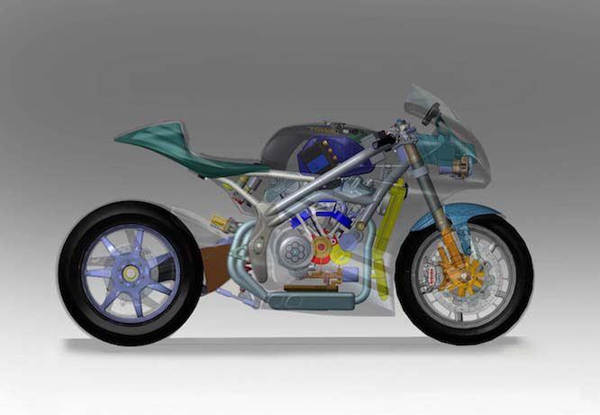 Norton'dan 1200cc'lik Superbike Geliyor! 2. İçerik Fotoğrafı