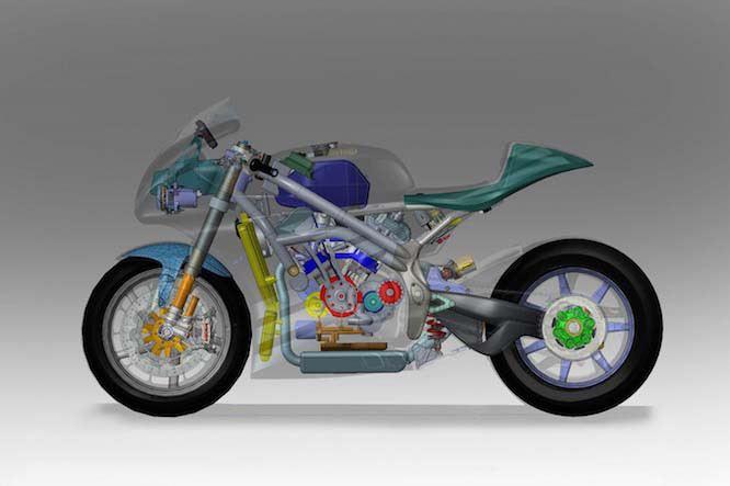 Norton'dan 1200cc'lik Superbike Geliyor! 4. İçerik Fotoğrafı