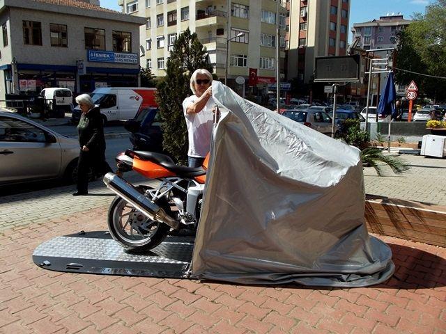 NovaGaraj Speedy Motosiklet Garajı 2. İçerik Fotoğrafı