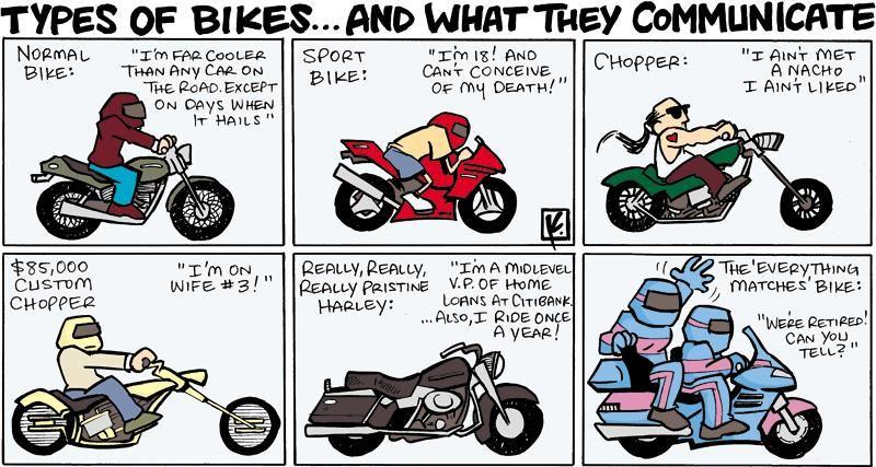 Okuyucu Mektubu: Motosiklet Güzeldir! 1. İçerik Fotoğrafı