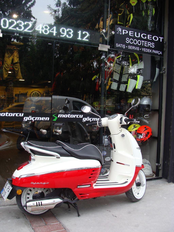 Peugeot'dan Birbirinden Renkli Scooterlar! 11. İçerik Fotoğrafı