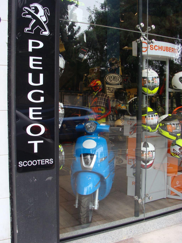 Peugeot'dan Birbirinden Renkli Scooterlar! 4. İçerik Fotoğrafı