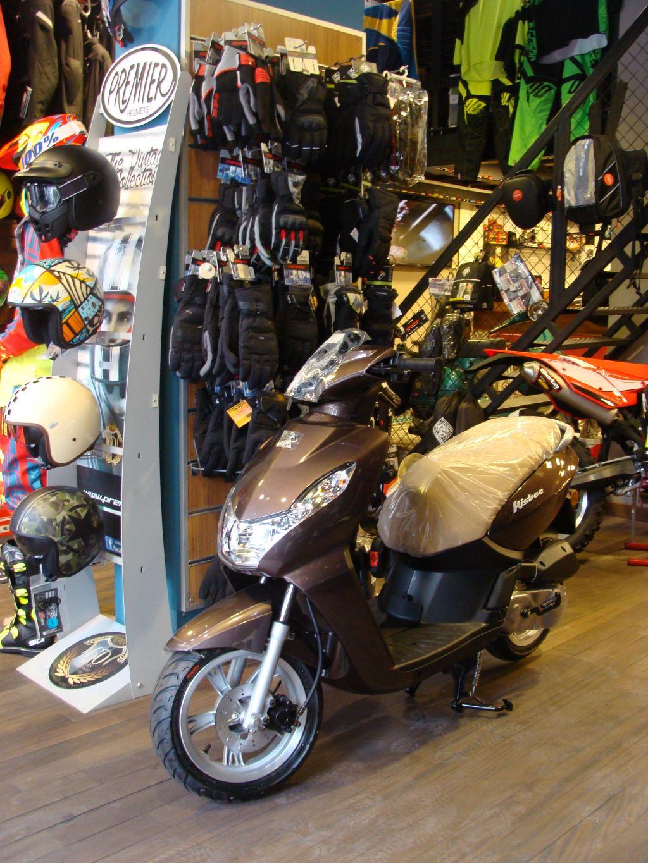 Peugeot'dan Birbirinden Renkli Scooterlar! 7. İçerik Fotoğrafı