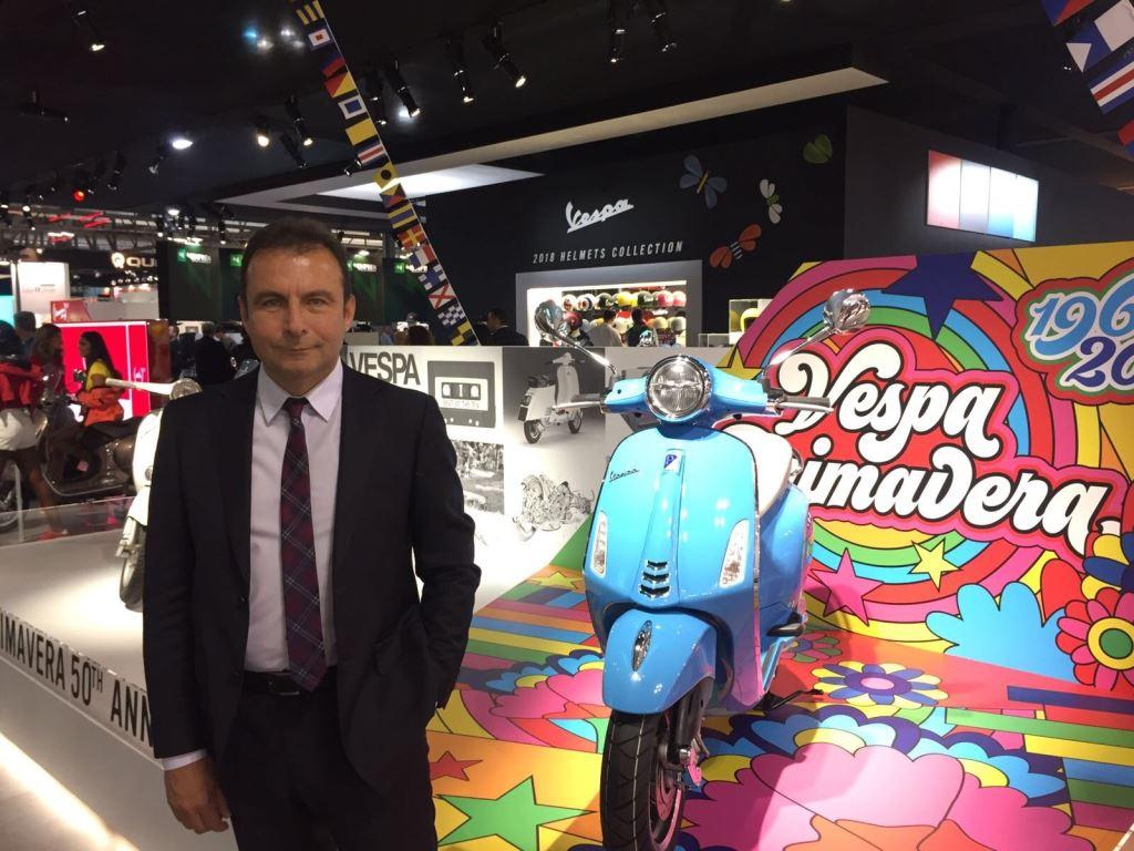 PIAGGIO Vespa'dan Türkiye'ye Özel Modeller! 1. İçerik Fotoğrafı