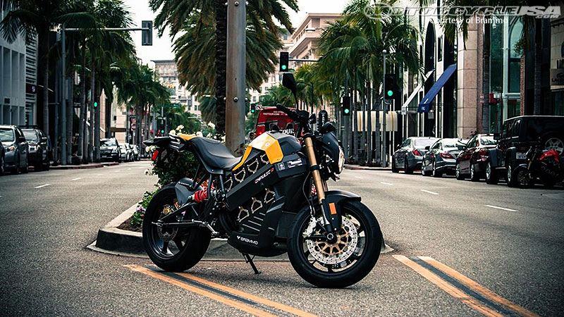 Polaris ve Brammo İş Birliğinde Elektrikli Motosiklet Üretimi 1. İçerik Fotoğrafı