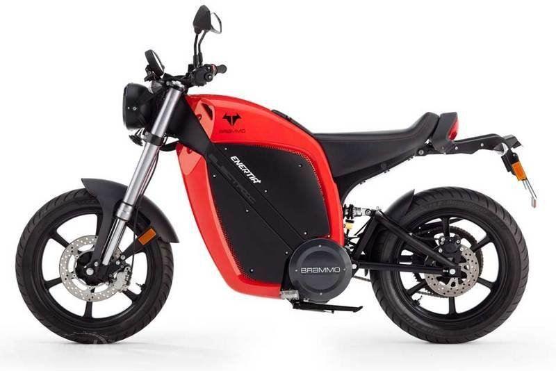 Polaris ve Brammo İş Birliğinde Elektrikli Motosiklet Üretimi 2. İçerik Fotoğrafı
