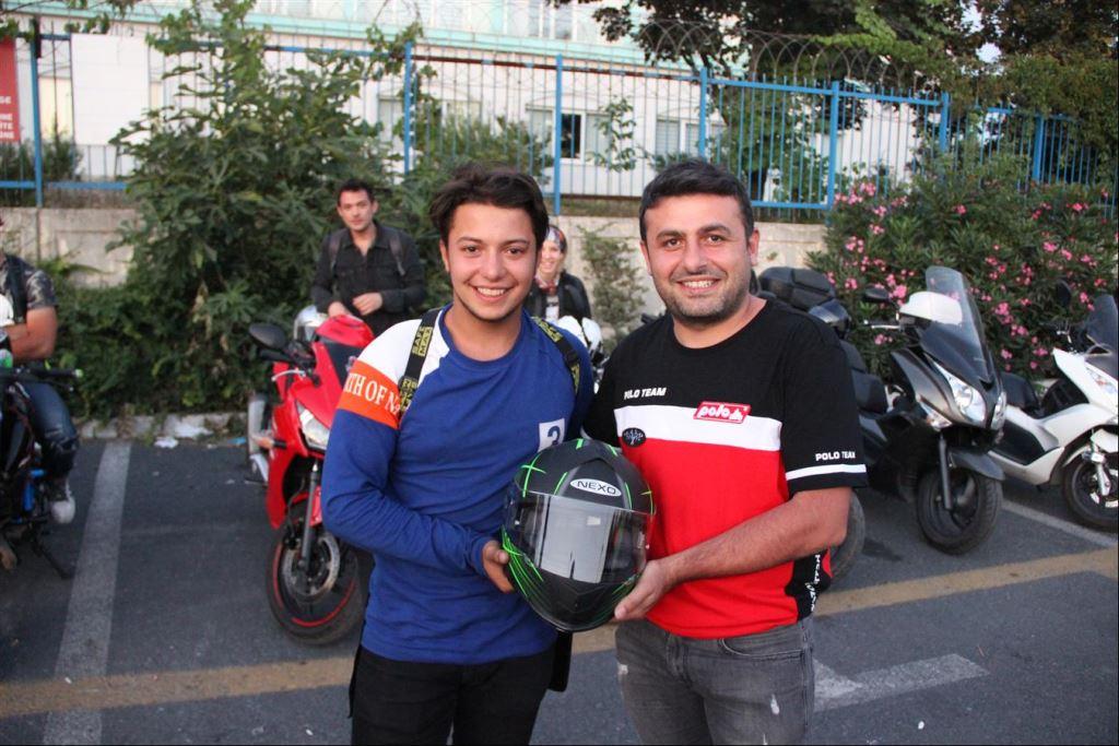 Polo Motorrad İstanbul Açılış Partisi 2. İçerik Fotoğrafı