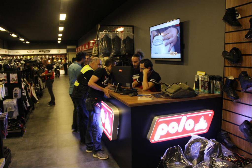 Polo Motorrad İstanbul Açılış Partisi 3. İçerik Fotoğrafı