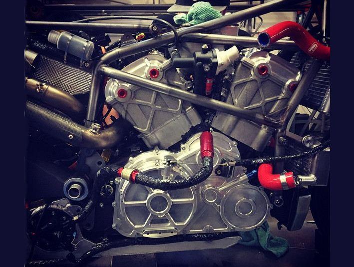 Project 156'nın Motoru Yayınlandı 1. İçerik Fotoğrafı