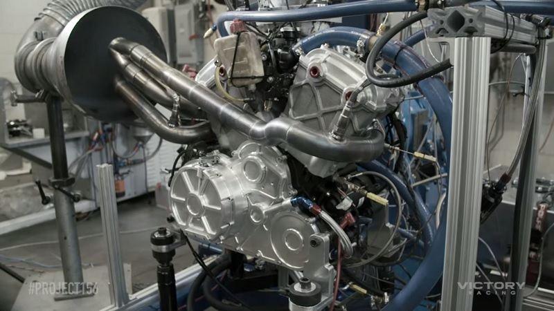 Project 156'nın Motoru Yayınlandı 2. İçerik Fotoğrafı